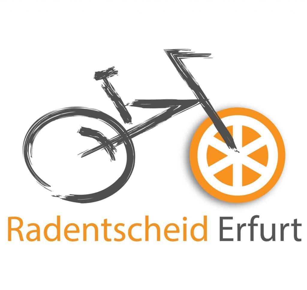 Wir unterstützen den Radentscheid Erfurt